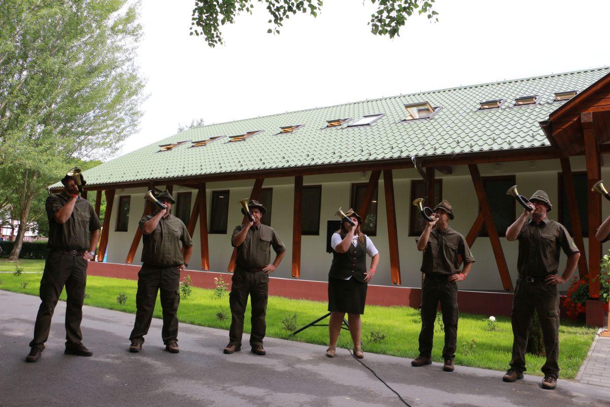 Megújult a Gemenci Erdészeti Erdei Iskola