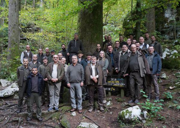 Öt nap a horvát erdőkben