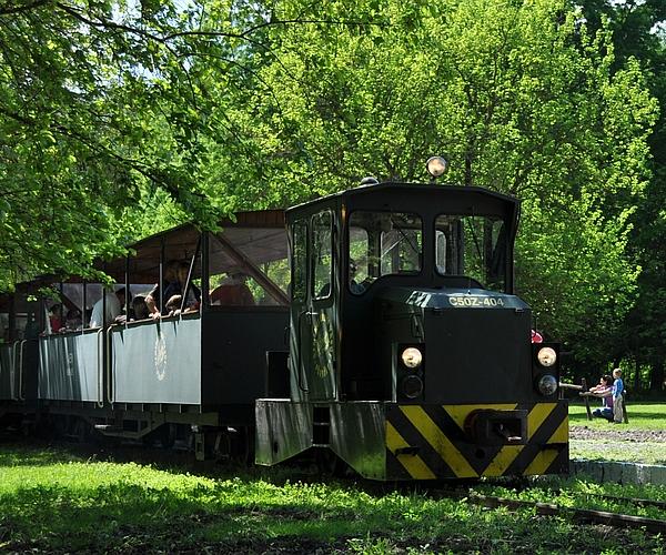 Május 23-án indul a közlekedés a kisvasúton