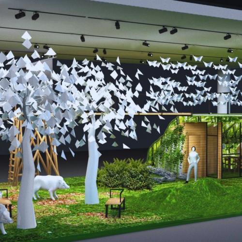 Erdőgazdaságok a Világkiállításon